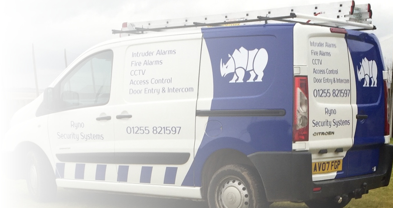 Ryno Fire & Security Alarm Clacton Colchester Essex